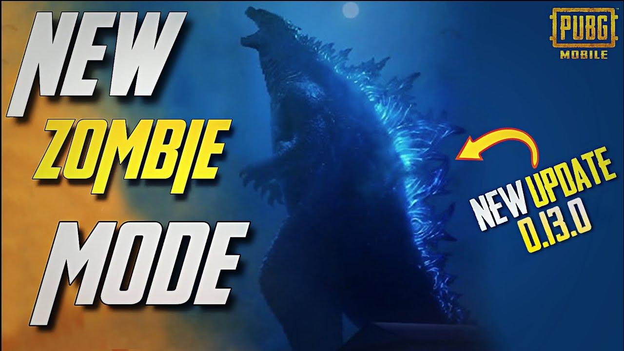 PUBG Mobile 0.13.0 Update | New Zombie Update & New Helipad Location