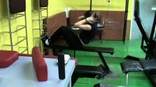 Female Fitness Motivation Video- очень хорошие упражнение на пресс, для девушек(очень хорошие упражнение на пресс, для девушек., 2014-01-26T14:57:04.000Z)