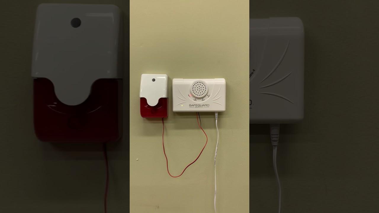 WDK-ERA-KIT Premium Long Range Warehouse Doorbell Kit w/ Loud Sound 1