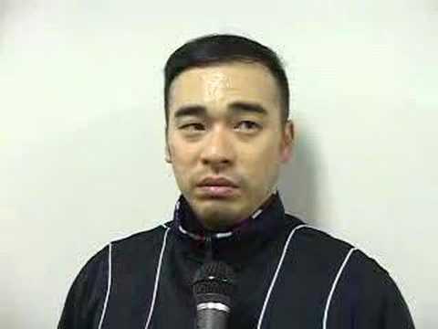 吉岡稔真 引退前日インタビュー ...