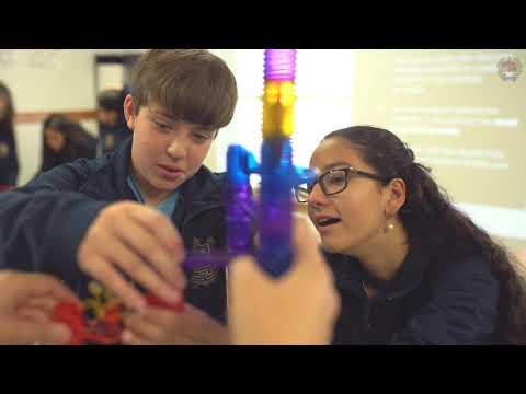 Vanguard Rembrandt Academy - 7th Grade Architecture Math GEAR UP CAMP (Group 2)