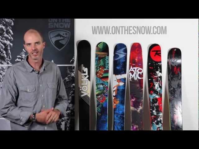 Best Mens Powder Skis - OnTheSnow 2013 Buyers' Guide