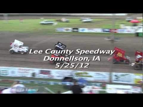 Lee County Speedway 5/25/12
