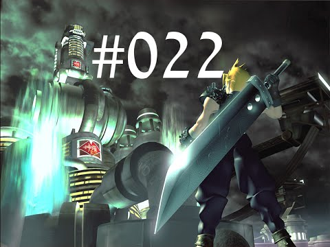 Let's Play Final Fantasy VII #022 - Chocobo Chasing