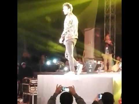 RAGHAV JUYAL DANCE ON ISHQ WALA LOVE AT ARUNCHAL PRAEDESH EVENT. .. AT AALO ...