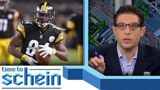 Antonio Brown tweets goodbye to the Steelers | Time to Schein