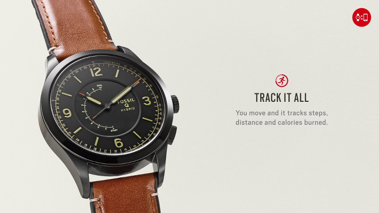 The smart Trick of Fossil Hybrid Smartwatch That Nobody is Talking About