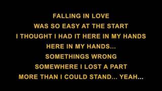 Karaoke Let The Feeling Flow - Peabo Bryson