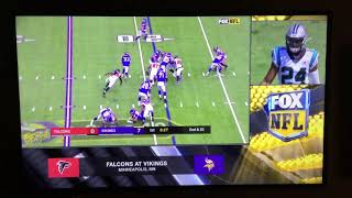 NFL on FOX Today Game Break Update: Falcons @ Vikings on FOX (2)