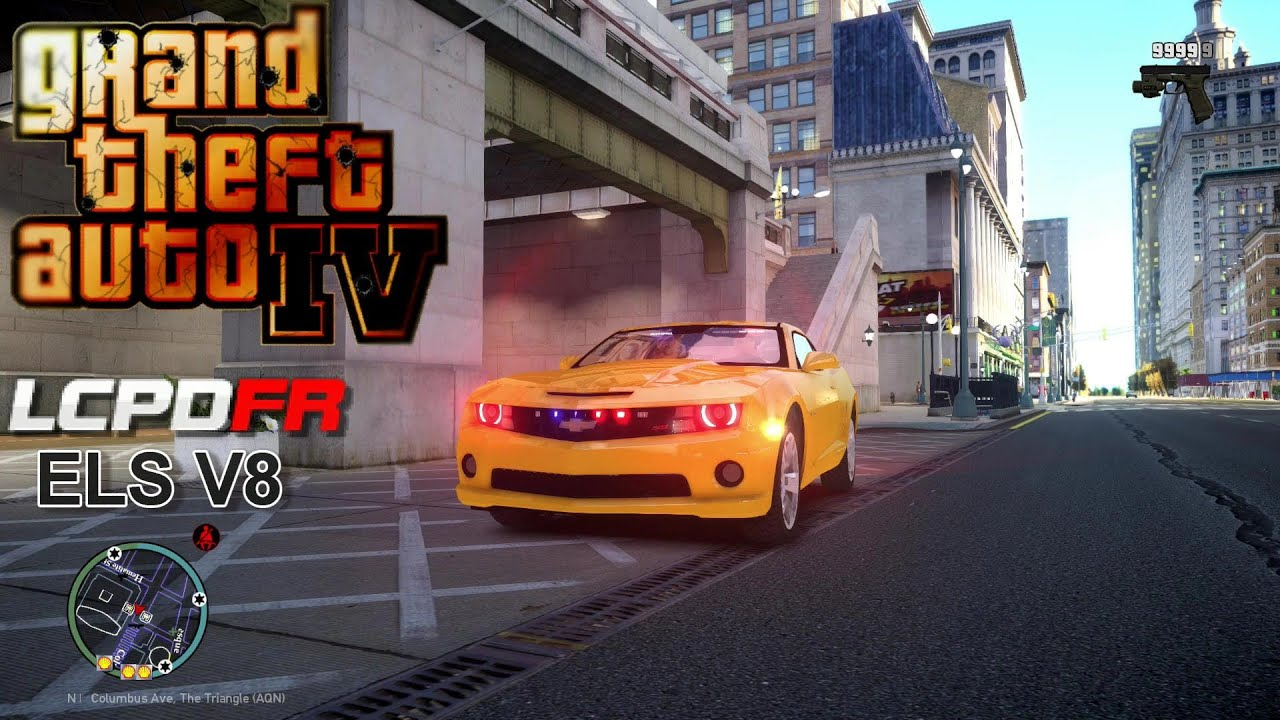 Gta Iv Lcpdfr 1 0c Episode 73 Bait Car Unmarked