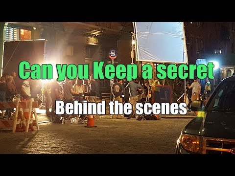Can You Keep A Secret: Behind The Scenes