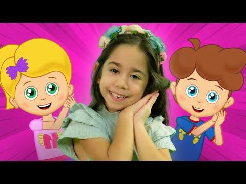 Aramsamsam (a ram sam sam) song with Eva (NEW)   Happy Baby Songs Nursery Rhymes