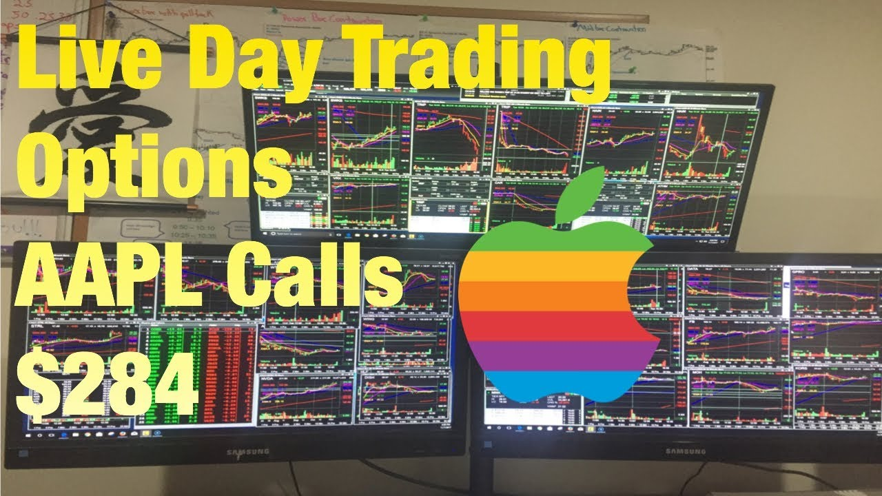 Aapl option day trading