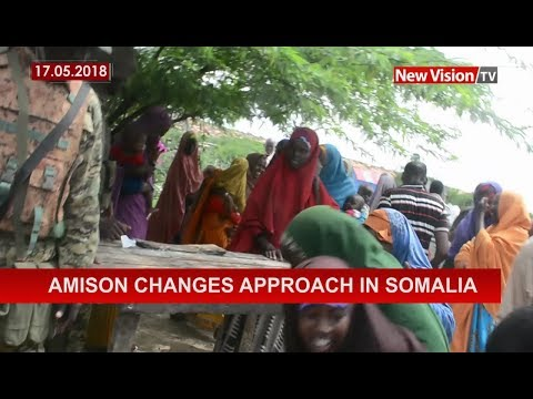AMISON changes approach in Somalia