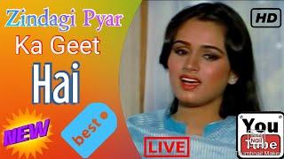 Zindagi Pyar Ka Geet Hai {{Jhankar}} Kolhapure |Full Mp3 Old Hindi Songs {HD} | Lata Mangeshkar