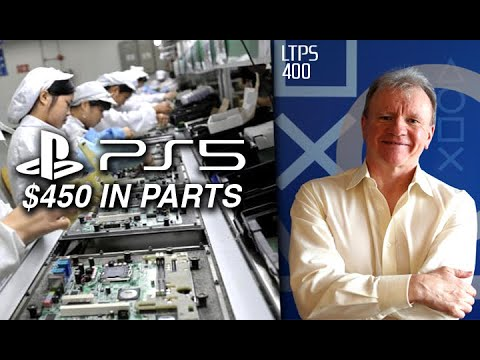PS5 Parts Cost $450 Per Unit. Sony Waiting on Xbox Price. PSVR 2 After PS5 Launch. - [LTPS #400]