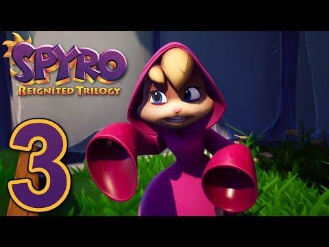 Spyro 3 Reignited