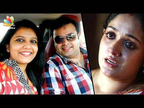 നിശാലിന്റെ മധുര പ്രതികാരം   Kavya madhavan''s ex-husband Nishal Chandra''s selfie with wife goes viral