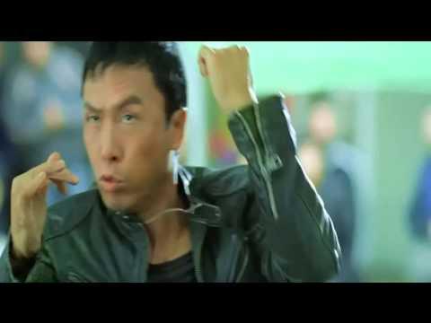Донни Ен сцена драки - Donnie yen fight scene -Flash point
