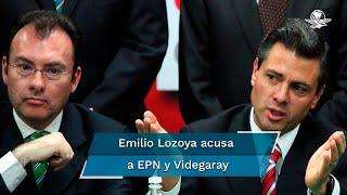 Según la denuncia presentada por el exdirector de Pemex, Enrique Peña Nieto y Luis Videgaray le ordenaron entregar el dinero de Odebrecht a asesores electorales extranjeros que colaboraron en la campaña presidencial de 2012