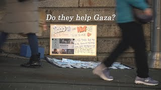 🇵🇸 Do Koreans help Gaza? | social experiment