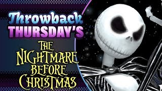 🔴 NIGHTMARE BEFORE CHRISTMAS: THE PUMPKIN KING | Throwback Thursdays w/ KingCorphish & Squirtle9110