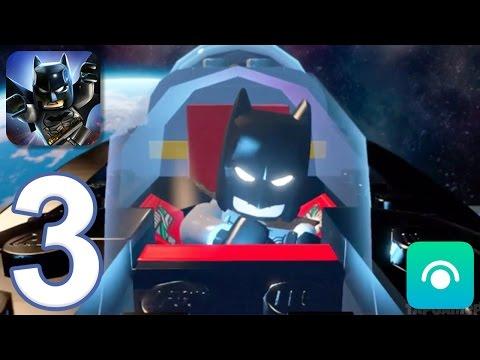 LEGO Batman: Beyond Gotham - Gameplay Walkthrough Part 3 (iOS, Android)
