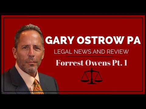 Criminal Defense Attorney Gary Ostrow- Forrest