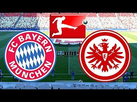 Eintracht Frankfurt Vs Bayern MГјnchen