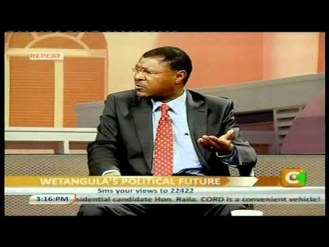 Cheche Interview with Moses Wetangula-Senator, Bungoma Part 3
