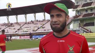 What a first season in the #CPL for Imran Tahir!!!