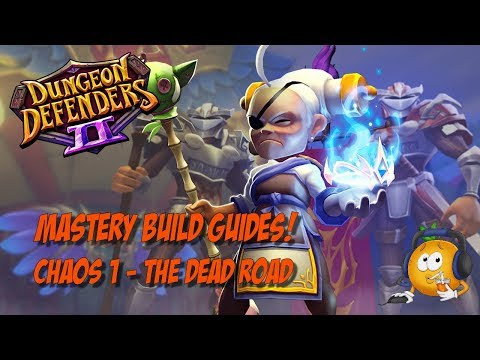 Mastery Build Guide - Chaos 1 The Dead Road!