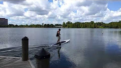 Paddleboard Dock Launch Lake Ivanhoe Orlando