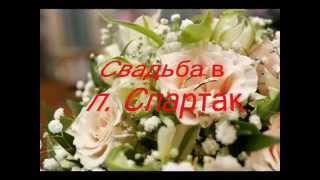 Свадьба в п Спартак
