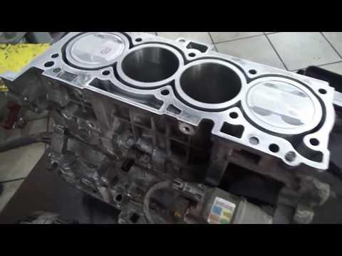 Ремонт двигателя. Капитальный ремонт двигателя Kia Sportage 3 модель G4KD 2.0