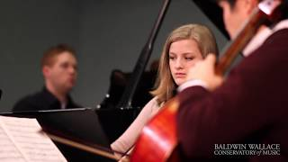 Chamber Music in the BW Strings Department