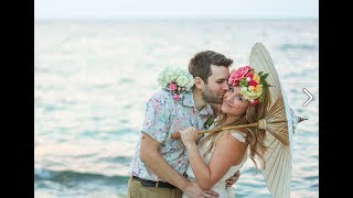 My Beach Wedding Vow Renewal Ceremony - Ko Samui Thumbnail