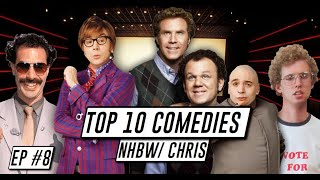 Top 10 Comedies of the 21st Century!
