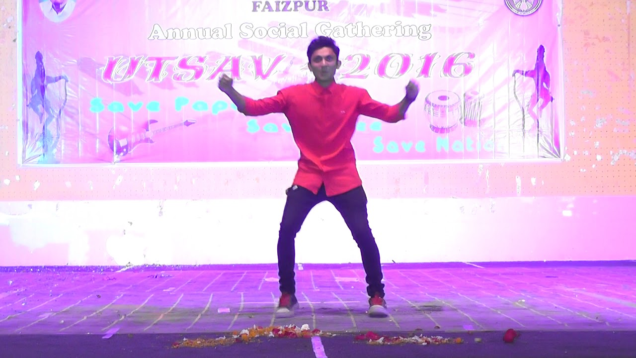Download Vashim Tadavi(Solo dance)#Apsara aali..JTMCOE,FAIZPUR