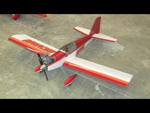 Great Planes Escapade 40 Maiden Flight rc airplane 40. evolution