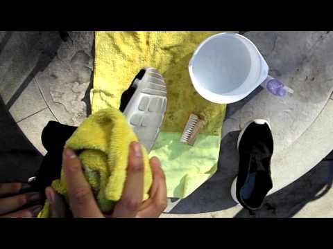 How i Clean My Roshe Runs Black Sails