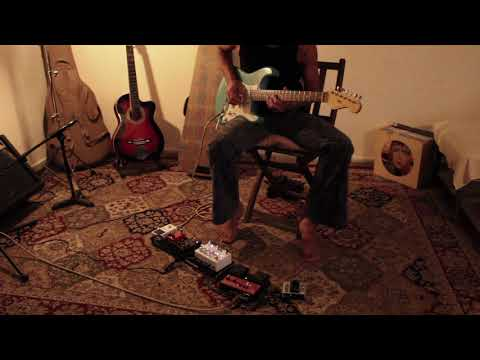 Monday 12:23 | Hvetter | Electric Guitar Loop