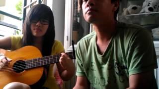 Cỏ và mưa - guitar cover.3gp