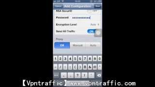 how to setup pptp l2tp cisco ipsec vpn on iphone ipad