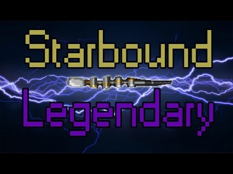 All-Time Top 10 Rare Weapons in Starbound - YouTube