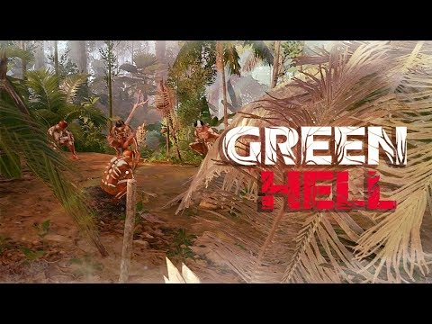 GREEN HELL #39 - Man sind die super, Ingo! ● Let's Play Green Hell