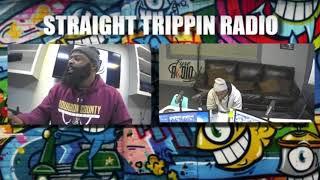 Straight Trippin Radio LIVESTREAM podcast 🔥