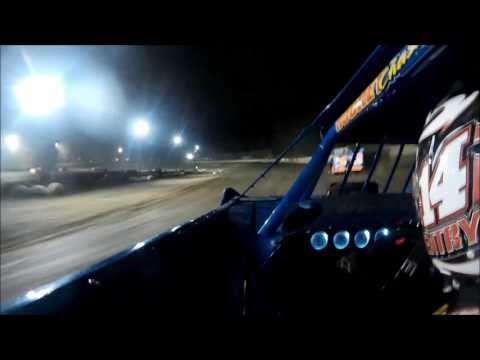 Hilltop Speedway Late Model JR Gentry GoPro Feature