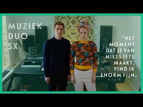Stefanie Callebaut en Benjamin Desmet