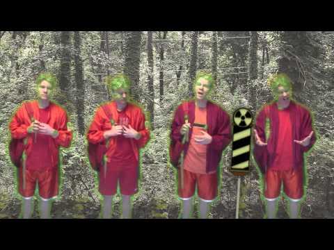 """""""Radioactive"""" (Imagine Dragons) Barbershop Quartet (a cappella)"""